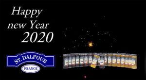 Happy new year - Ευτυχισμένος ο καινούργιος χρόνος